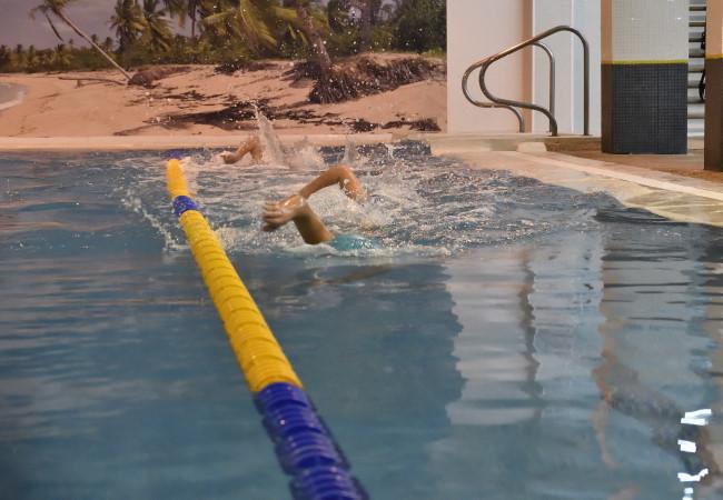 piscina niños escuela natación