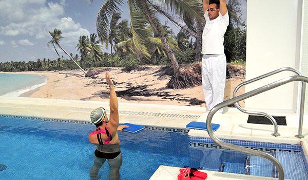 hidroterapia bahia madrid