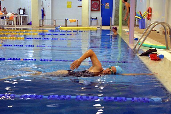 piscina natacion para adultos - aprender a nadar