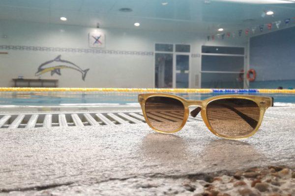 piscina bahia madrid ojos proteger gafas