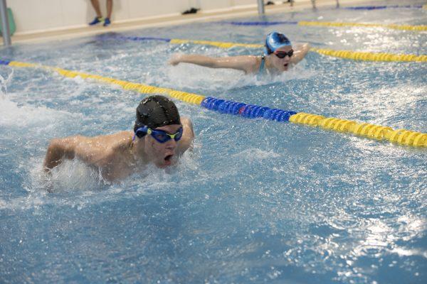 natación y ansiedad