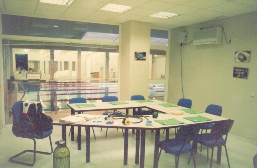 aula buceo bahia madrid