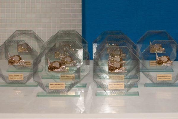 competicion bahia madrid trofeos 2018
